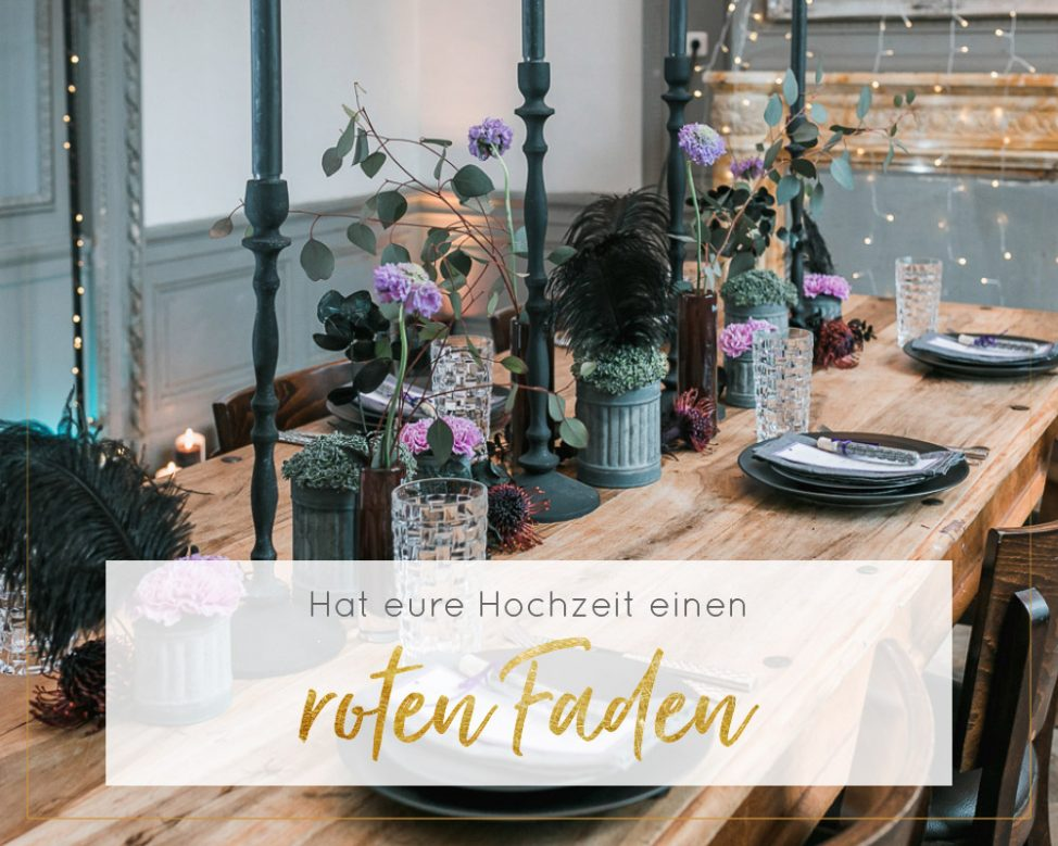Tatengold Tipps roter Faden